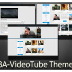 BA-VideoTube, New Video Theme for WordPress