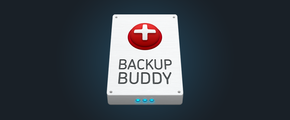 backup-buddy WordPress site backup