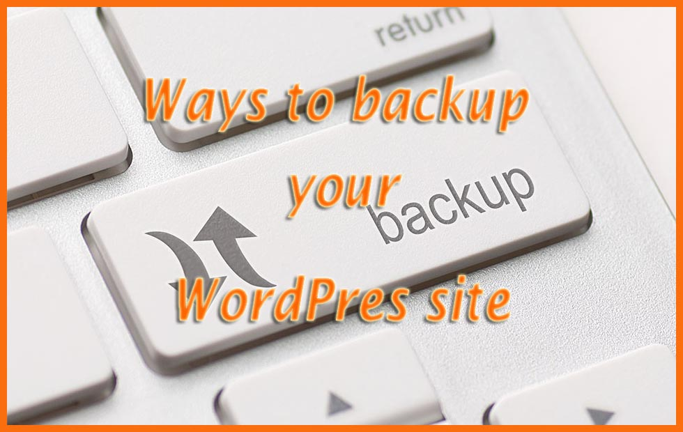 wordpress-site-backup