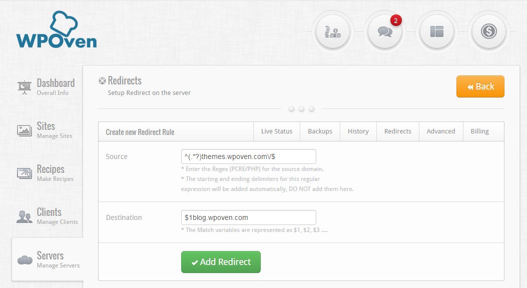 WordPress Permalinks Redirecting WPOven