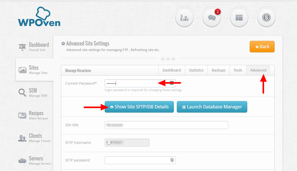 sftp database details 0 How To Use SSH To Connect To Your Server Securely [Guide]