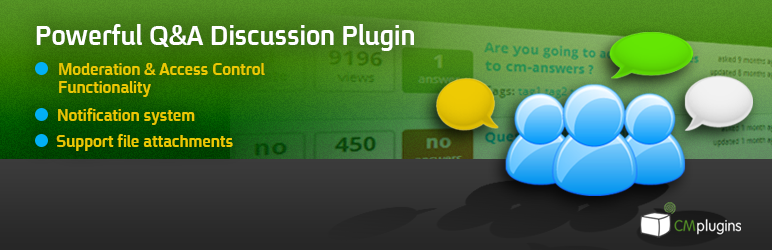 WordPress forum plugin