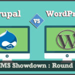 CMS Showdown : Drupal Vs WordPress