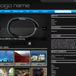 BA-Black-Tube, New WordPress Video Tube Theme from WPOven
