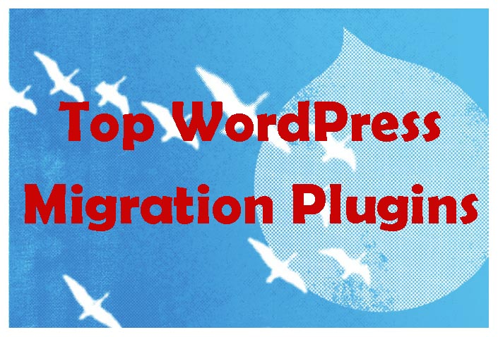 Top WordPress migration plugins
