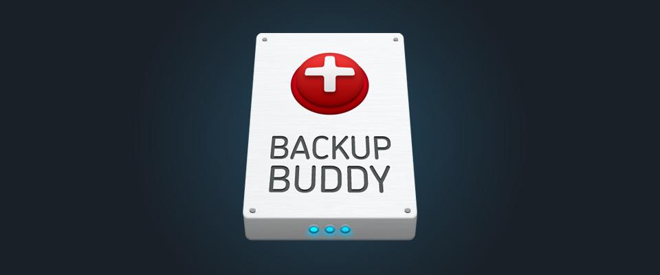 backup-buddy WordPress site backup
