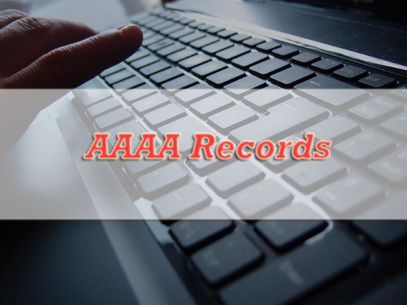 AAAA record