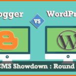 CMS Showdown : Blogger vs WordPress