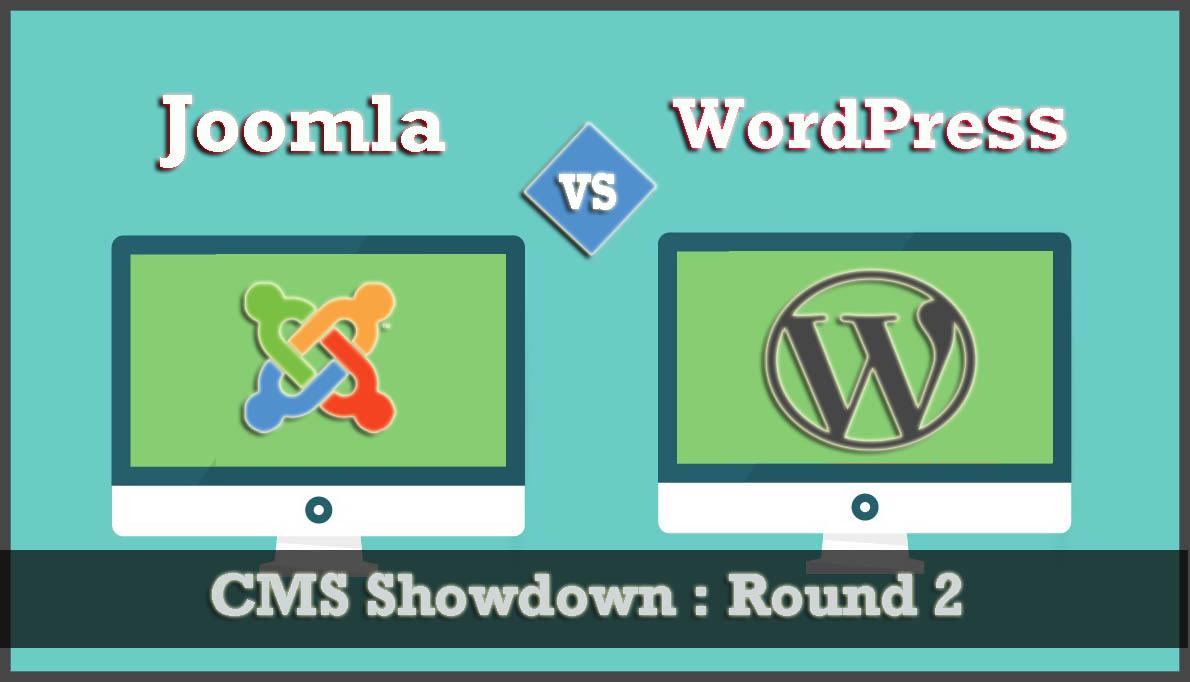 CMS Showdown : Joomla vs WordPress | WPOven Blog