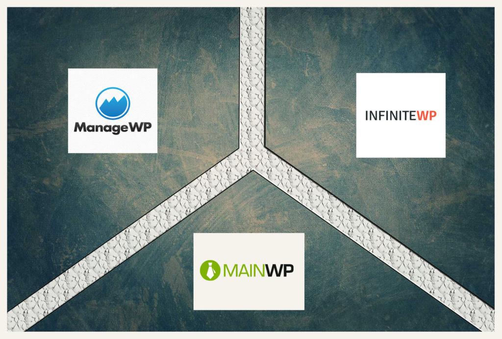 Manage wp vs infinite wp vs mainwp