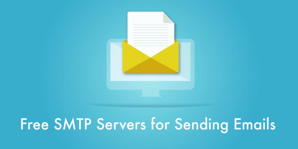 best free smtp servers for sending emails
