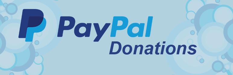 WordPress donation plugin