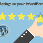 How to add Star Reviews to your site : WordPress Review Plugin