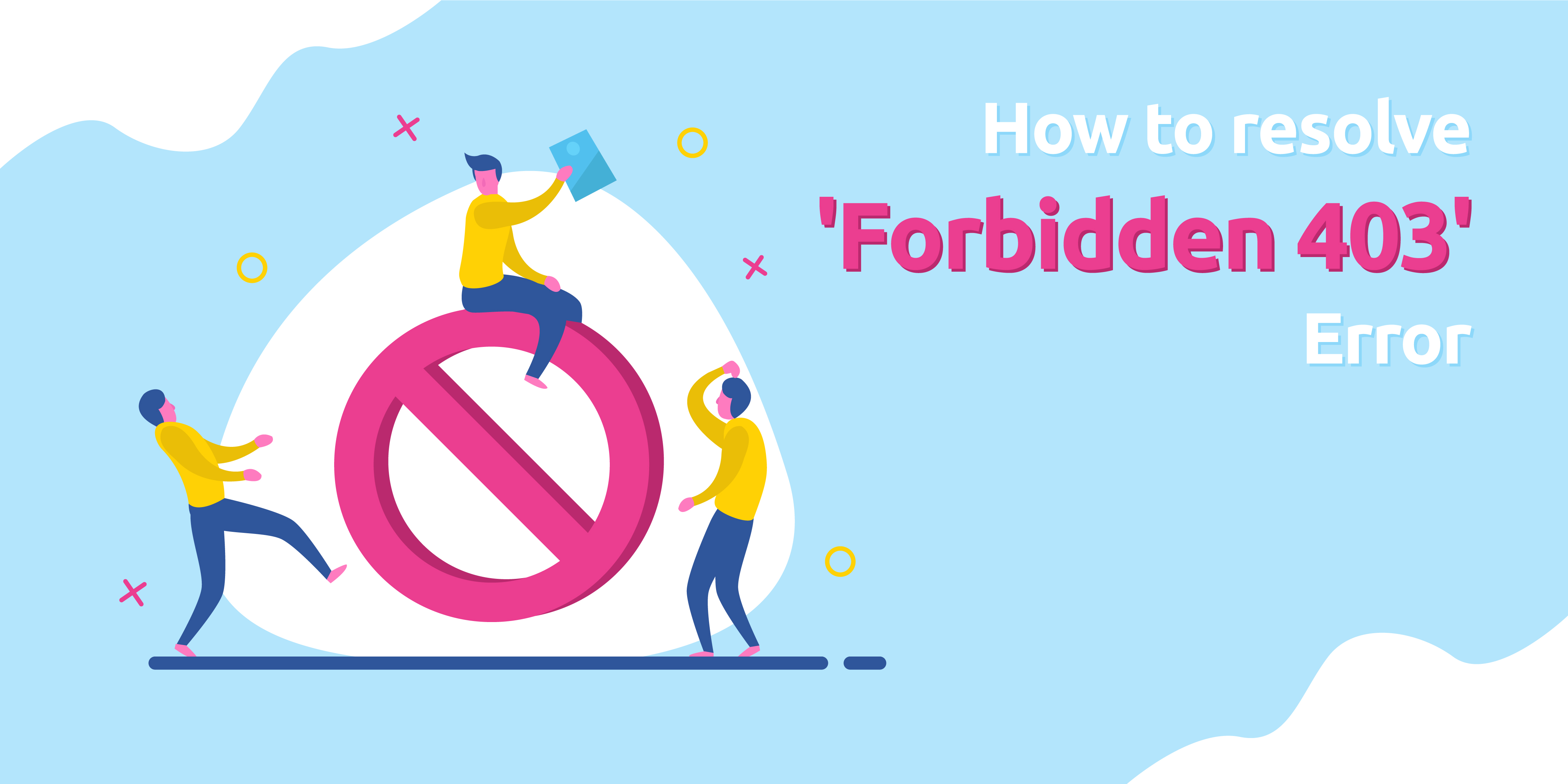 How to Fix Error 403 : Forbidden Error for WordPress
