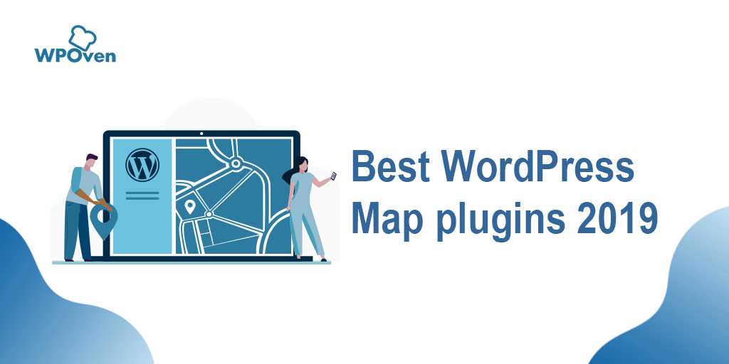Best WordPress Map plugins 2019 blog banner
