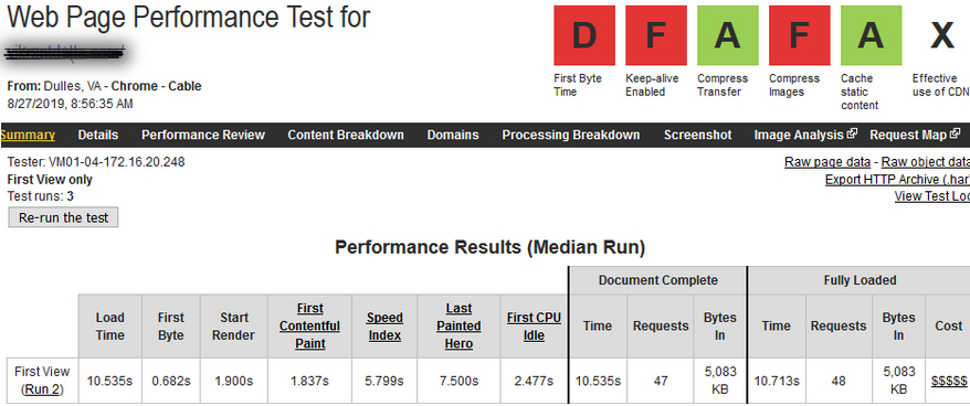 PHP Benchmark php 7.2 + WooCommerce