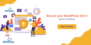 wpoven wordpress security