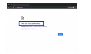 DNS_error