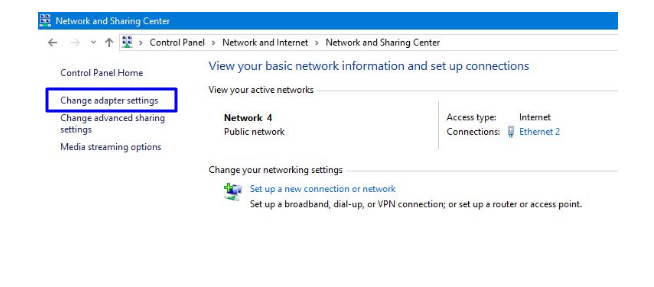 network settings How to Fix DNS_PROBE_FINISHED_NXDOMAIN Error?