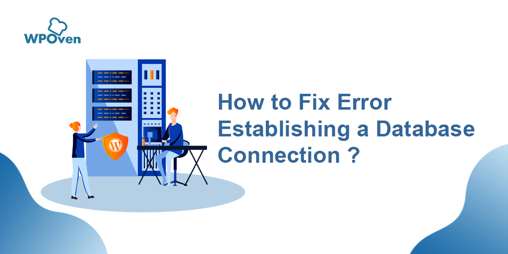 Database connection error