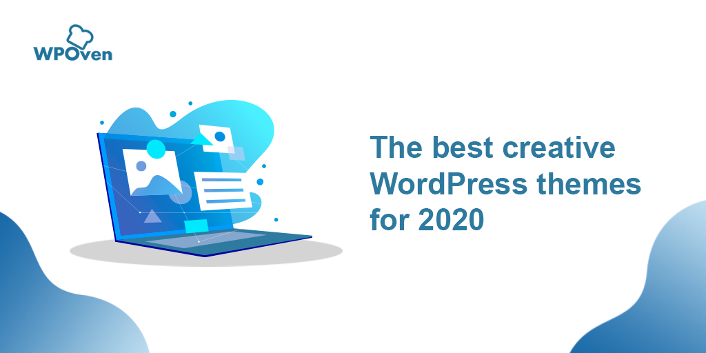 creative WordPress themes for 2020