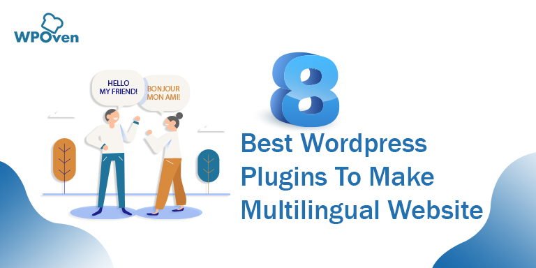 wordpress plugins to make multilingual website
