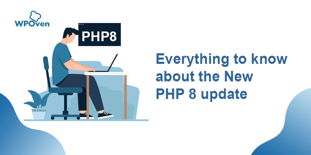 New PHP 8 update