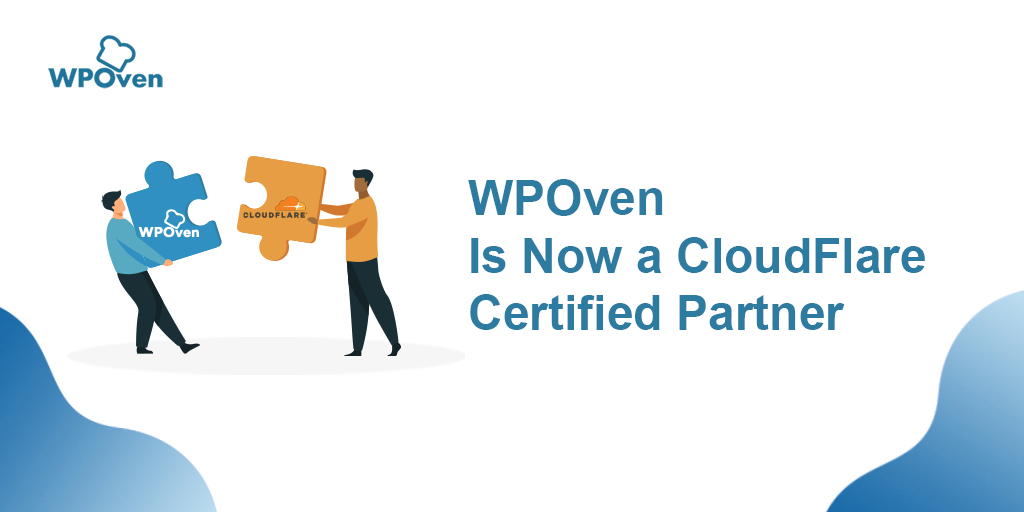 WPOven is CloudFlare partner