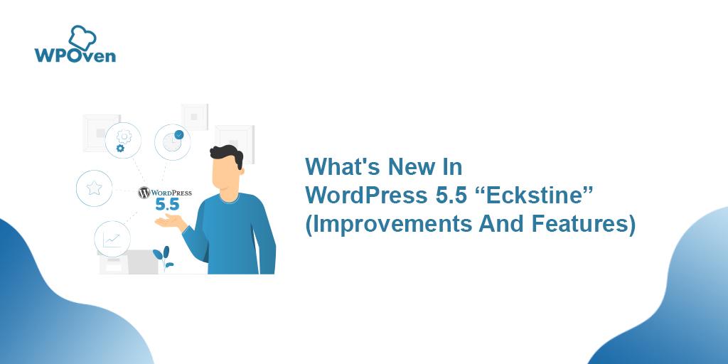wordpress update 5.5