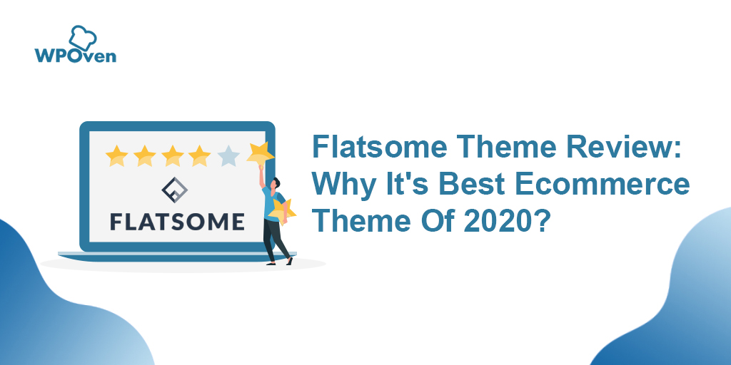Flatsome theme review. Best ecommerce theme for WordPress woocommerce