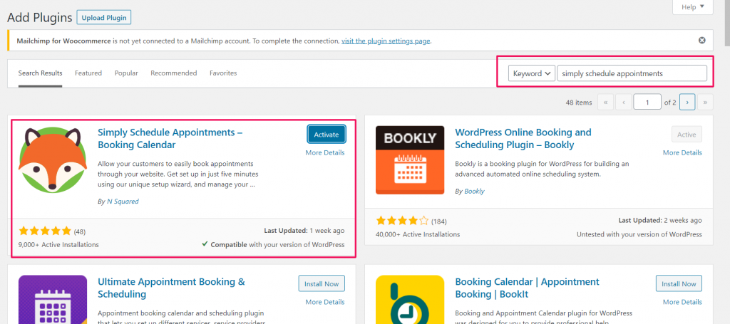 image 14 Top 15 WordPress Booking Plugins Compared For Automating Businesses