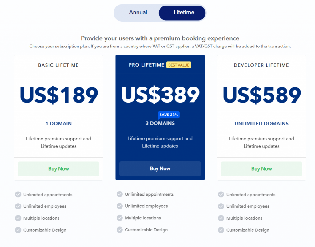 image 4 Top 15 WordPress Booking Plugins Compared For Automating Businesses