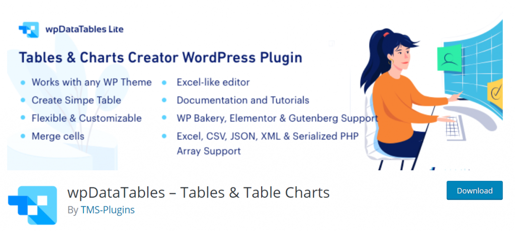 image 22 12 Best WordPress Table Plugins Compared To Choose [2021]