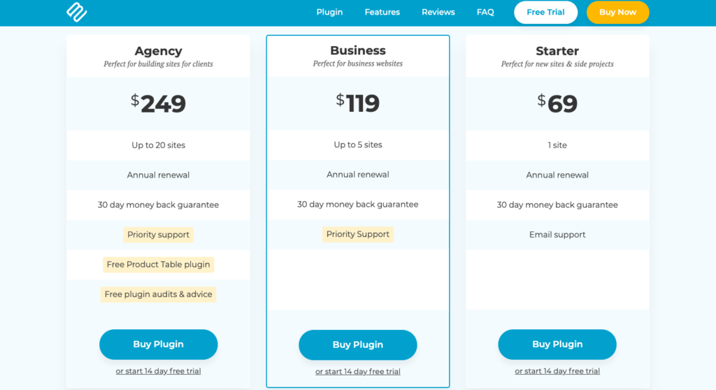Screenshot 2021 01 11 at 6.06.36 PM 1024x558 1 12 Best WordPress Table Plugins Compared To Choose [2021]