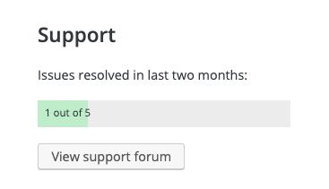 disqus plugin support