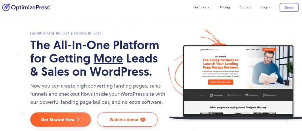 image 2 13 High Converting WordPress Landing Page Plugins Compared 2021