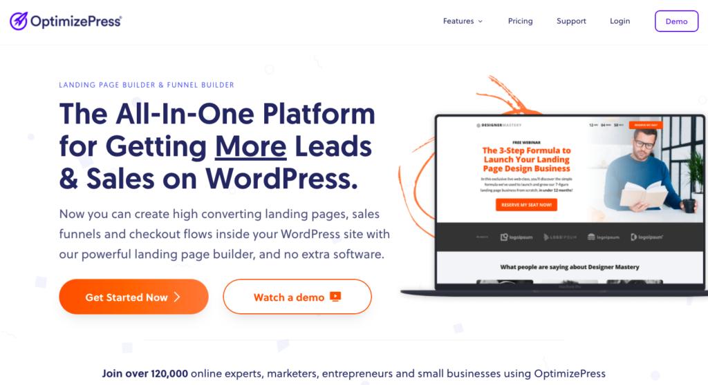 image 6 13 High Converting WordPress Landing Page Plugins Compared 2021