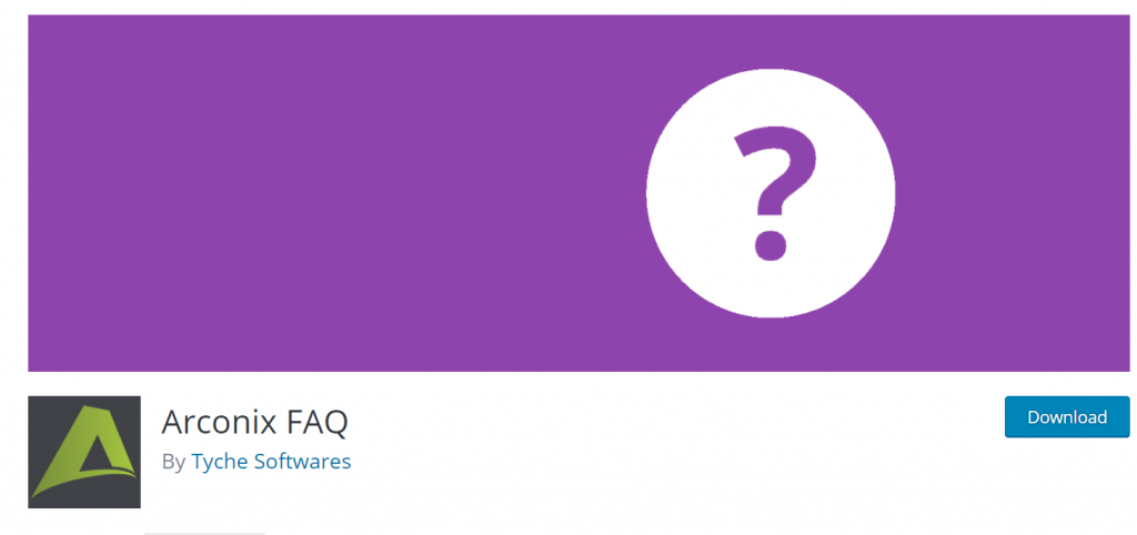 Arconix 5 Best WordPress FAQ Plugins and How to Add them to Your WordPress Website