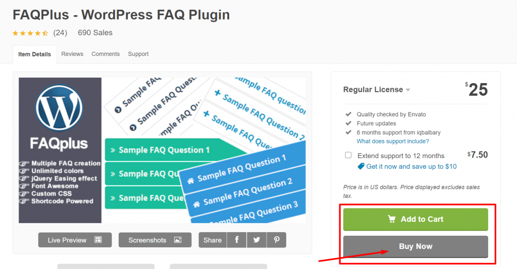 Buy NOW 5 Best WordPress FAQ Plugins and How to Add them to Your WordPress Website