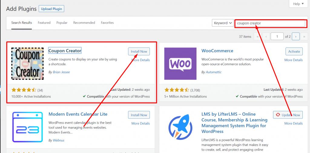 Coupon creator 1 Best 12 WordPress Coupon Plugins For Your Website 2021