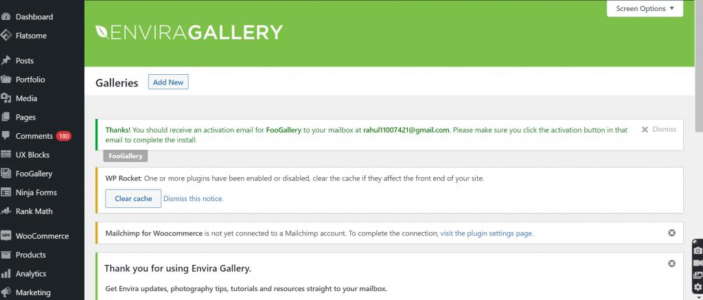 Envira2 Best 8 WordPress Gallery Plugin Of 2021 [Reviewed]
