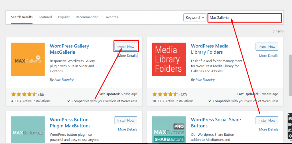 MAxgalleria 1 Best 8 WordPress Gallery Plugin Of 2021 [Reviewed]