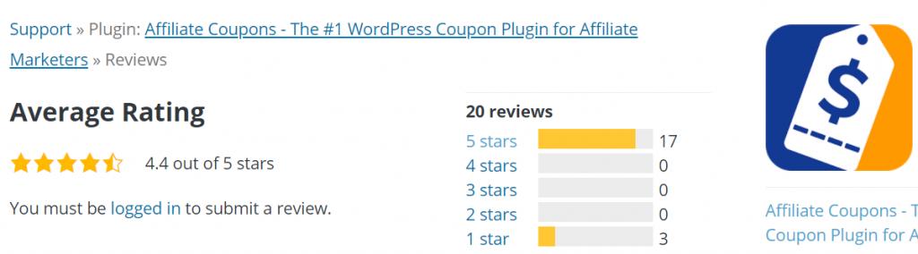 Screenshot 2 2 Best 12 WordPress Coupon Plugins For Your Website 2021