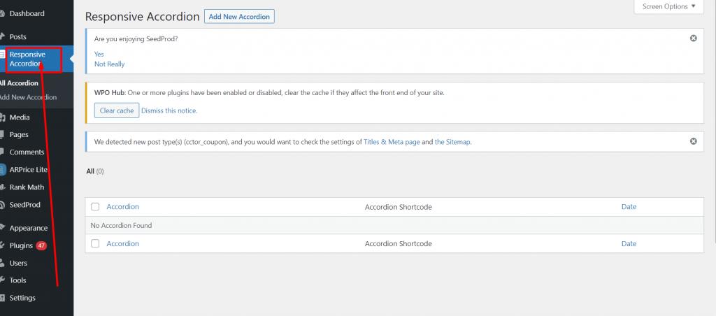 Screenshot 3 2 5 Best WordPress FAQ Plugins and How to Add them to Your WordPress Website