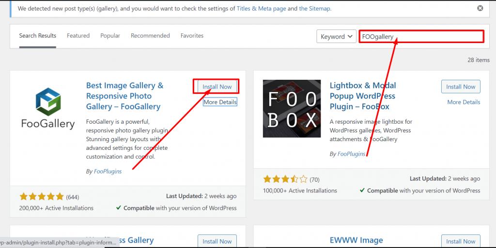 foo1 Best 8 WordPress Gallery Plugin Of 2021 [Reviewed]