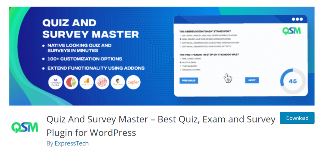 image 20 WordPress Survey Plugins: 10 Best Compared To Use In 2021