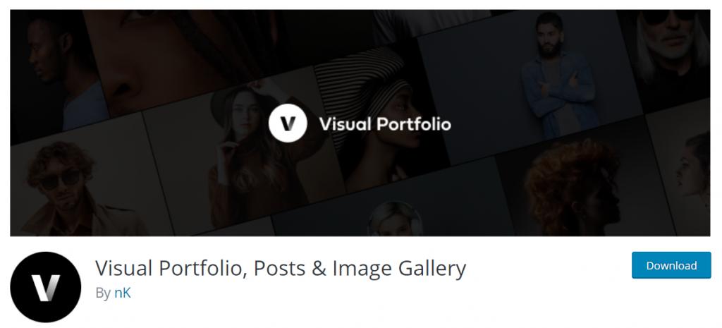 image 7 10 Best WordPress Portfolio Plugins To Choose In 2021
