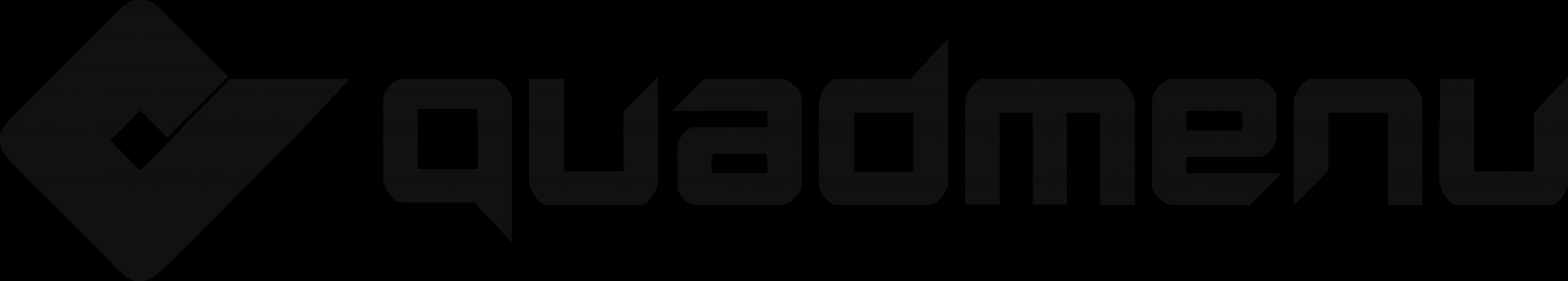 quad menu logo
