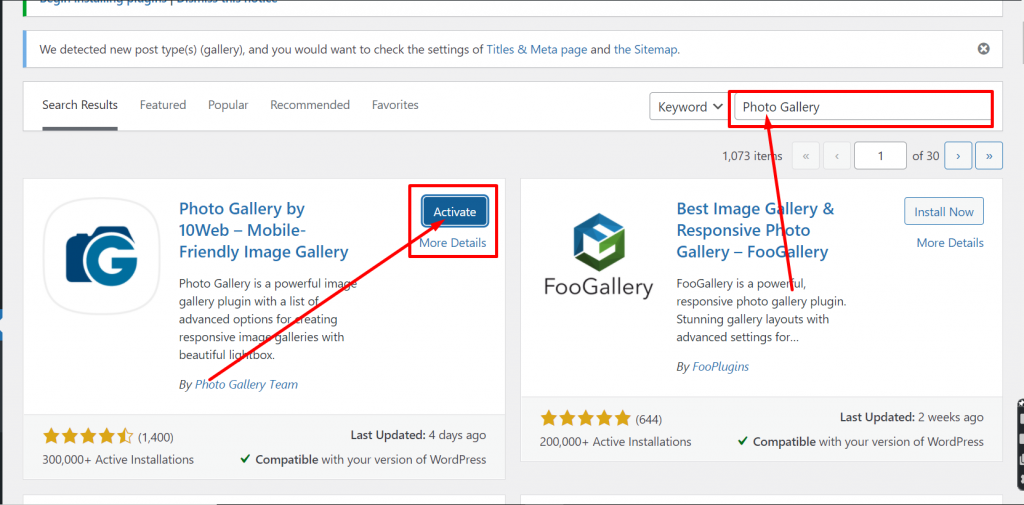 photogall1 Best 8 WordPress Gallery Plugin Of 2021 [Reviewed]
