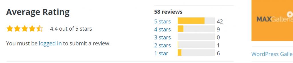 rating max Best 8 WordPress Gallery Plugin Of 2021 [Reviewed]